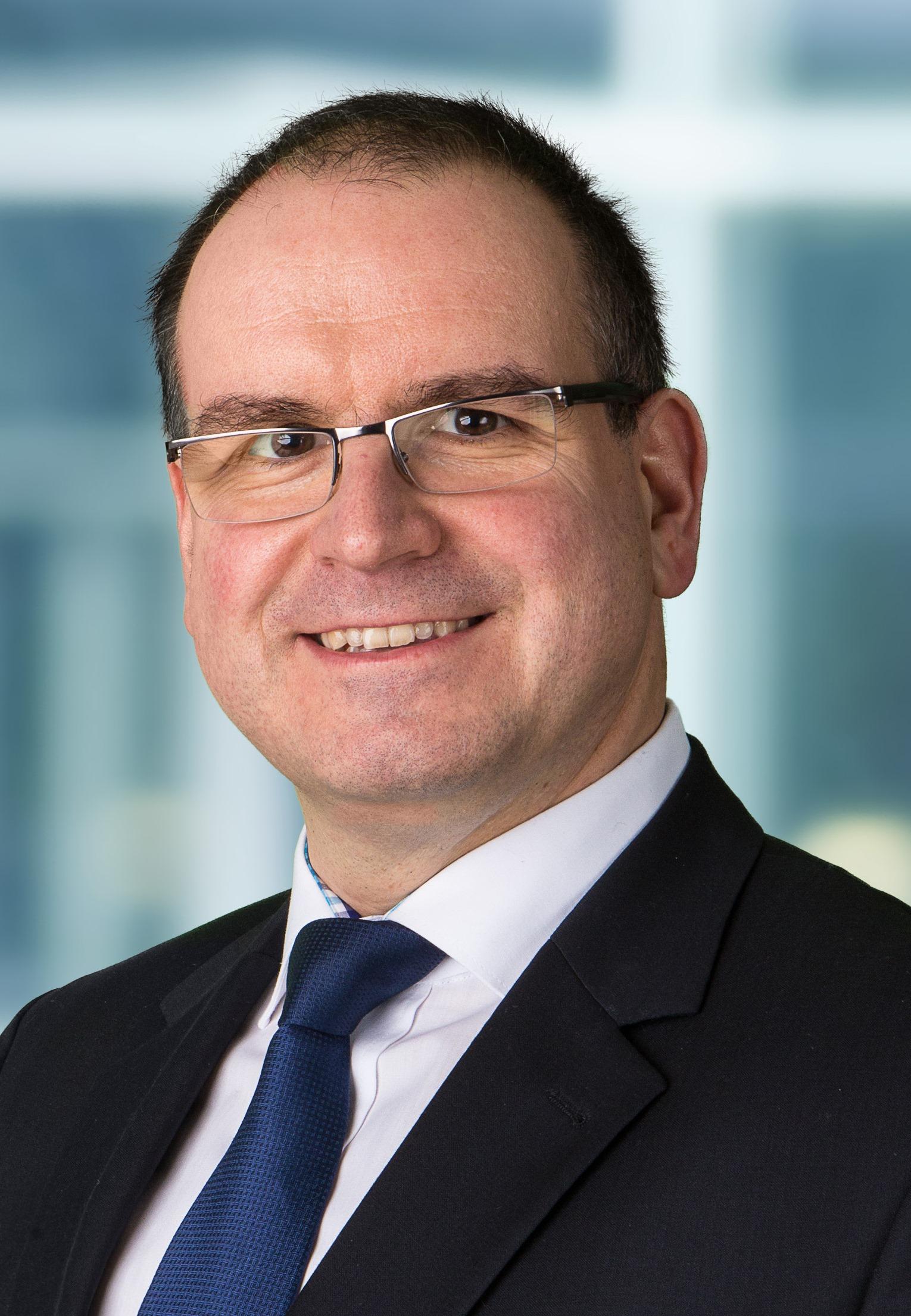 Kaufmännischer Vorstand: Rolf Sax